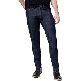 DUER Performance Denim Housut Hoikka Miehet, indigo rinse wash